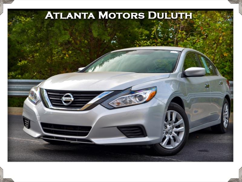 2017 Nissan Altima >> Used 2017 Nissan Altima 2 5 S For Sale In Duluth Ga 30096