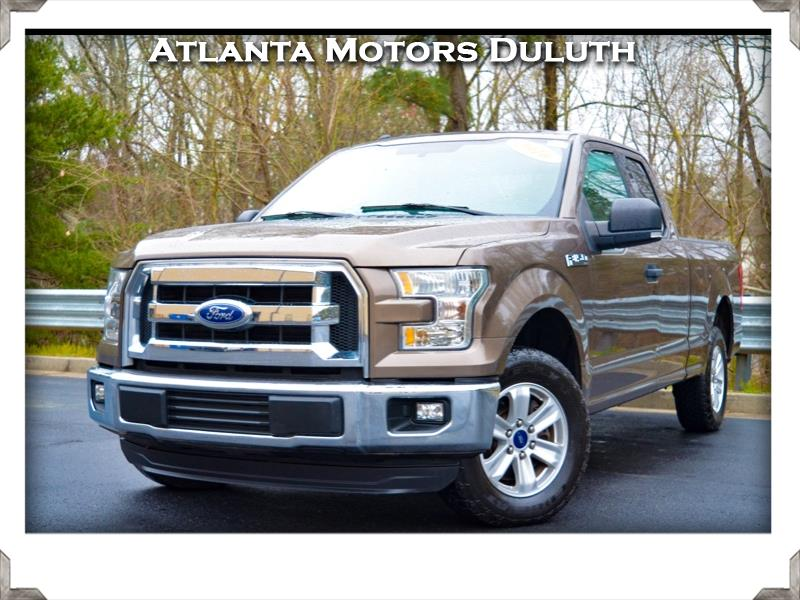 Ford F-150 XLT 6.5-ft. Bed 2WD 2016