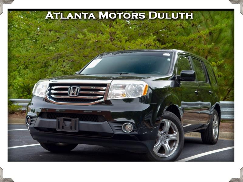Honda Pilot 4WD EX-L AT with NAVI 2013