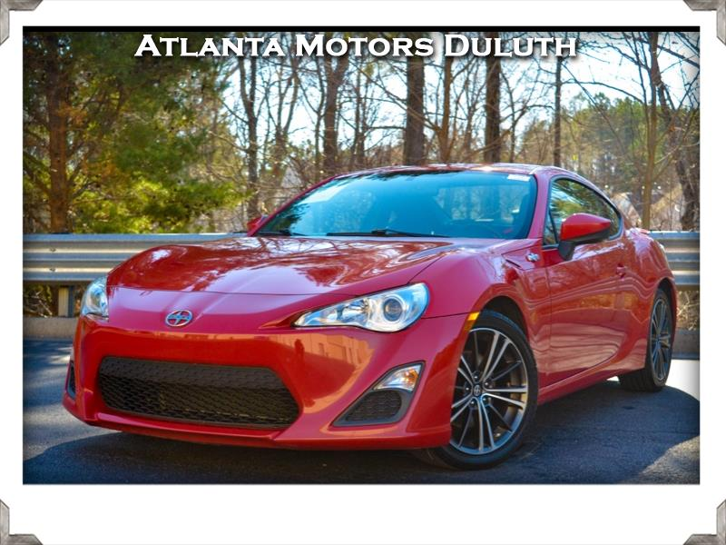 Scion FR-S 2dr Cpe Man Release Series 1.0 (Natl) 2015