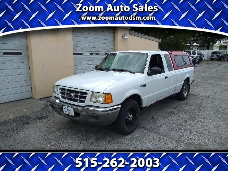Ford Ranger XLT SuperCab 4-Door 2WD - 387A 2003
