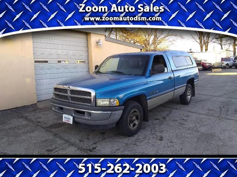 Dodge Ram 1500 Reg. Cab 6.5-ft. Bed 2WD 1998