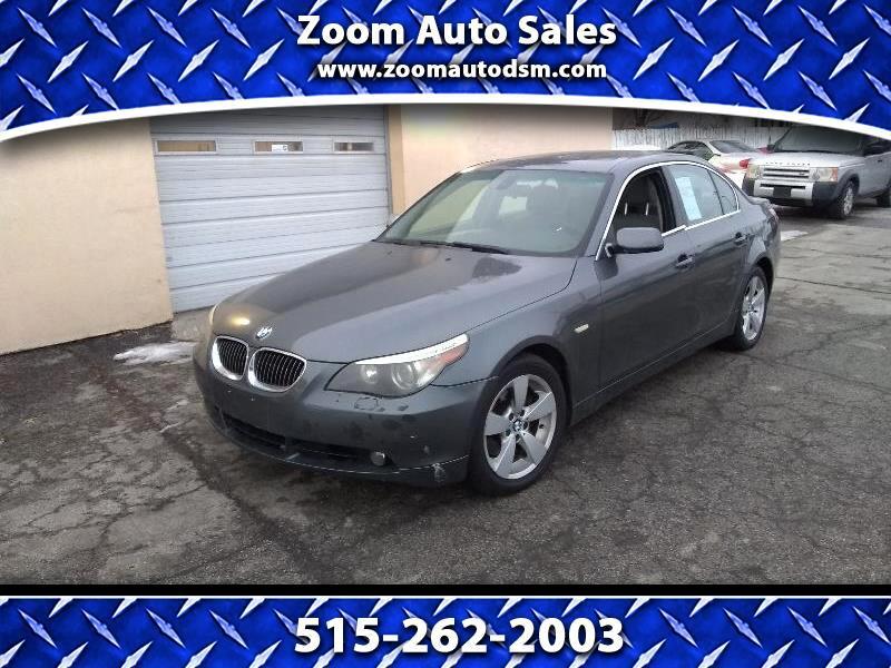 BMW 5-Series 530xi 2006
