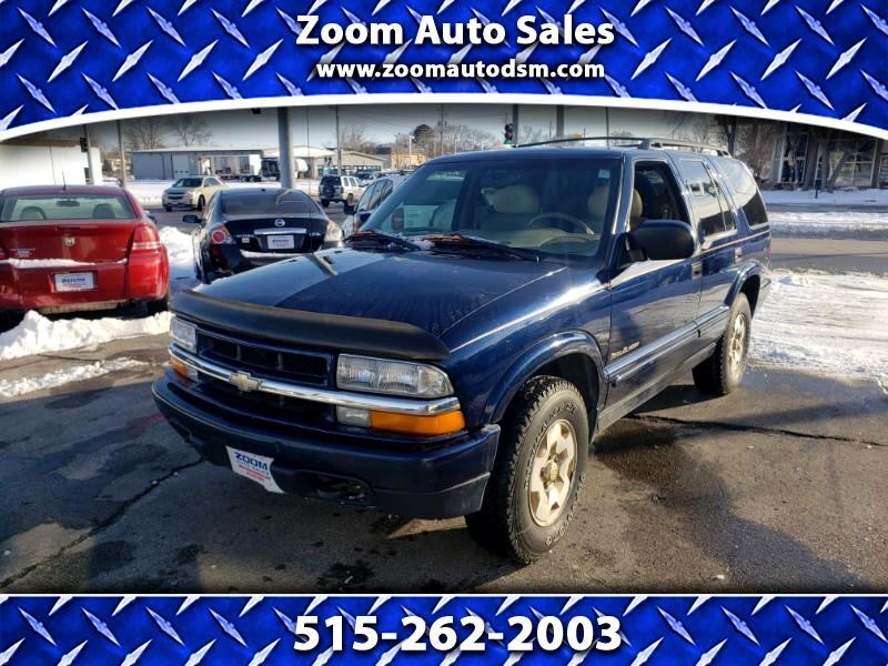 Chevrolet Blazer LS 4-Door 4WD 2000