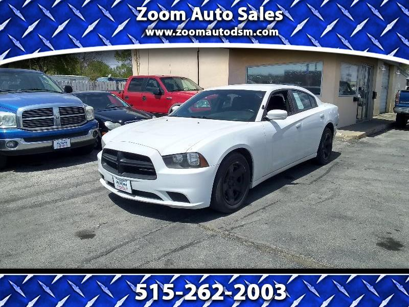 Dodge Charger Police 2012