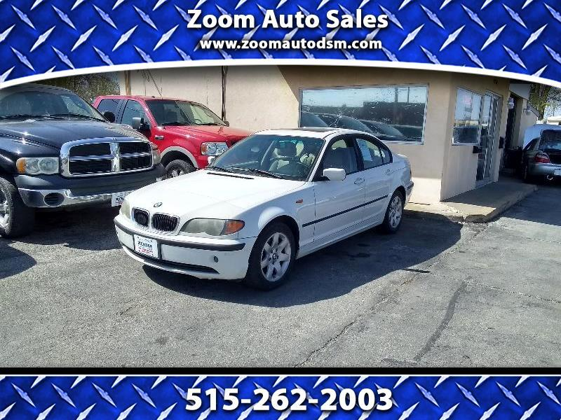 BMW 3-Series 325xi Sedan 2003