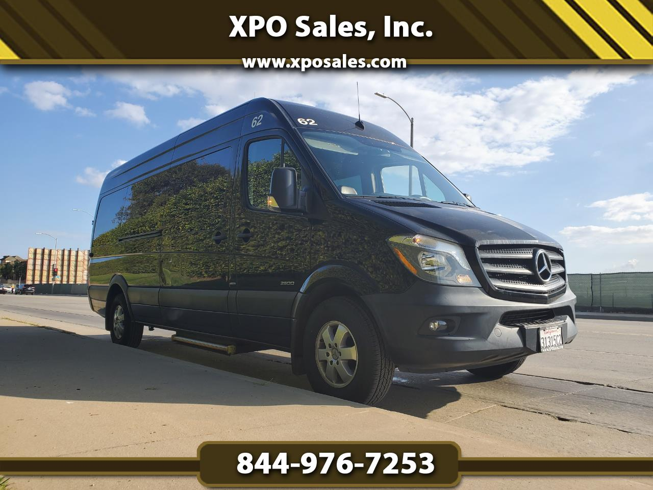 Mercedes-Benz Sprinter  2016