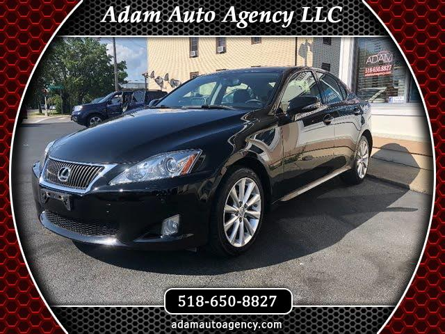 Lexus IS IS 250 AWD 6-Speed Sequential 2009
