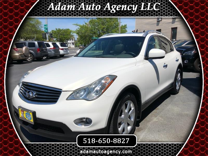 Infiniti EX EX35 Journey AWD 2010