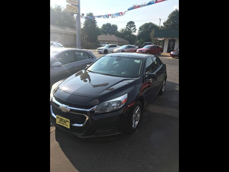 Chevrolet Malibu LS Fleet 2014