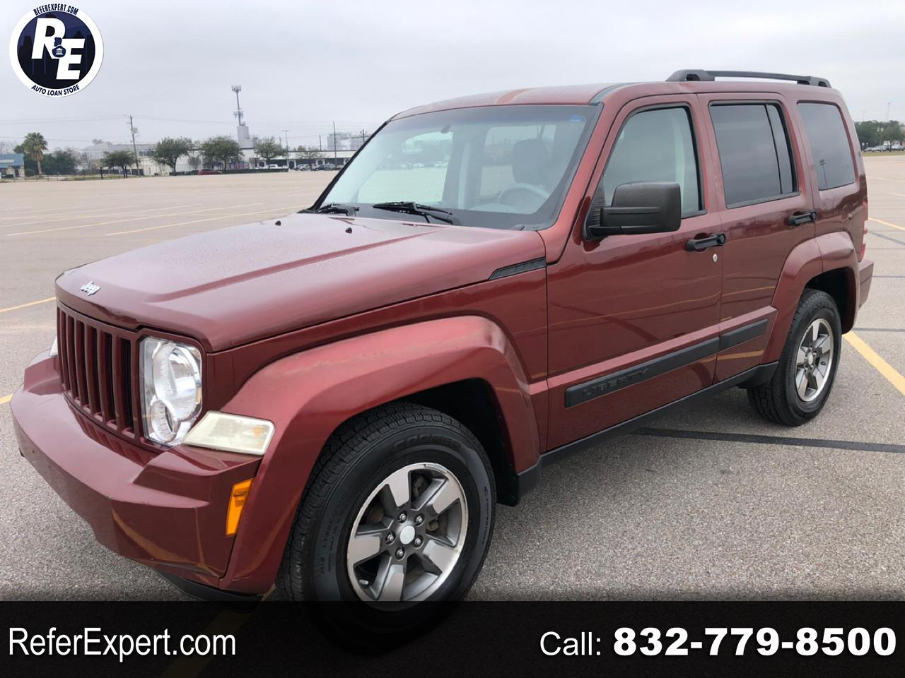 Jeep Liberty 4dr Sport 2008