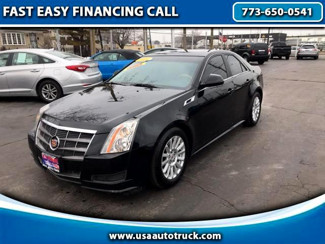 2011 Cadillac CTS 3.0L Luxury AWD
