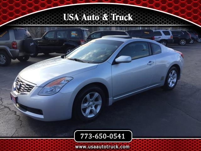 Nissan Altima 2.5 S Coupe 2009