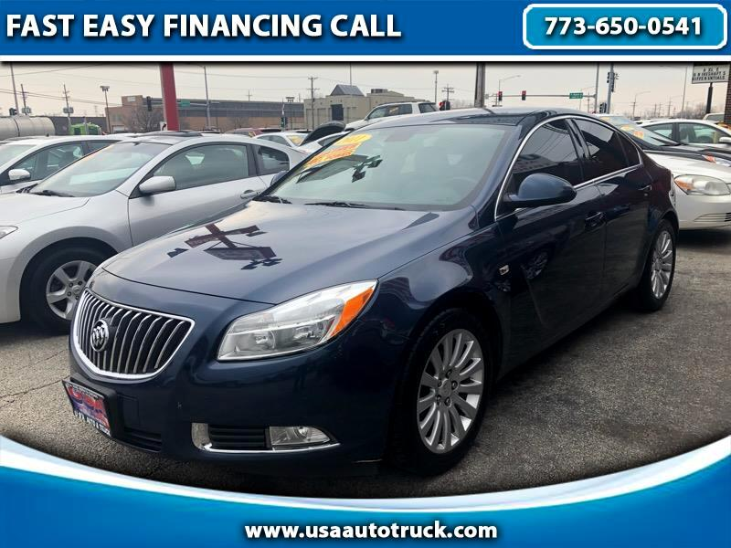2011 Buick Regal CXL - 3XL