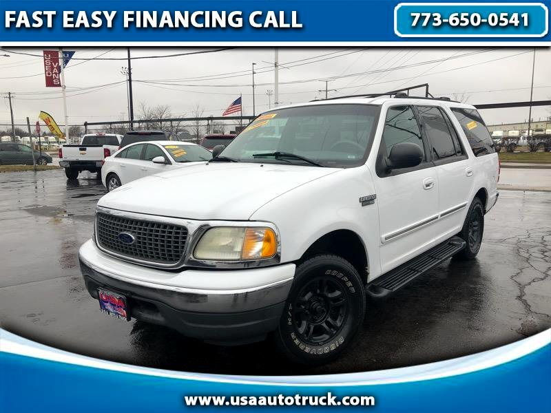 2002 Ford Expedition 2WD 4dr XLT