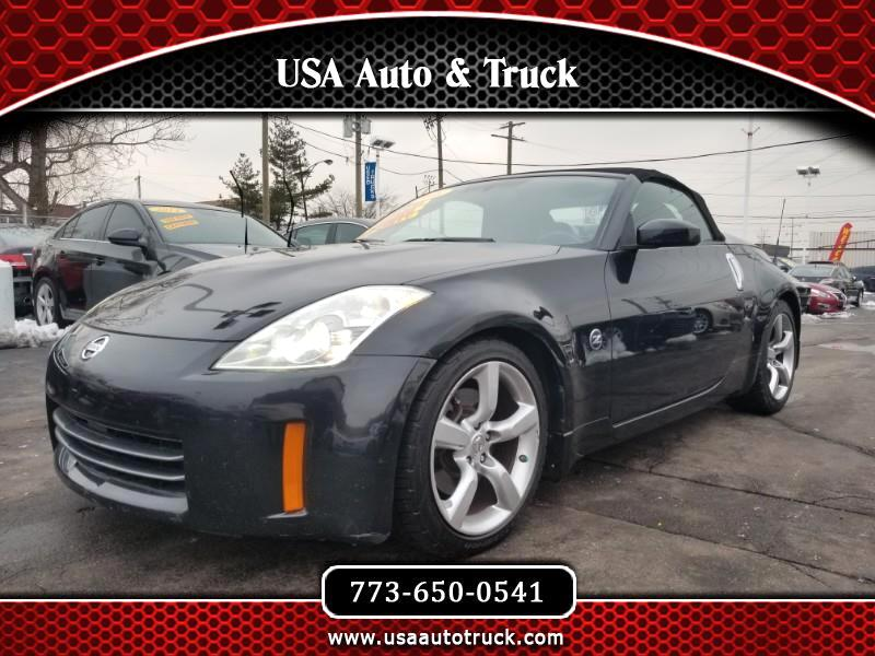 Nissan 350Z 2dr Roadster Auto Grand Touring 2008