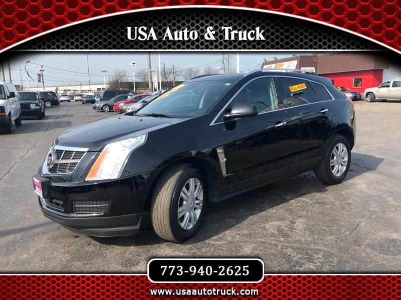 Cadillac SRX Luxury Collection AWD 2012