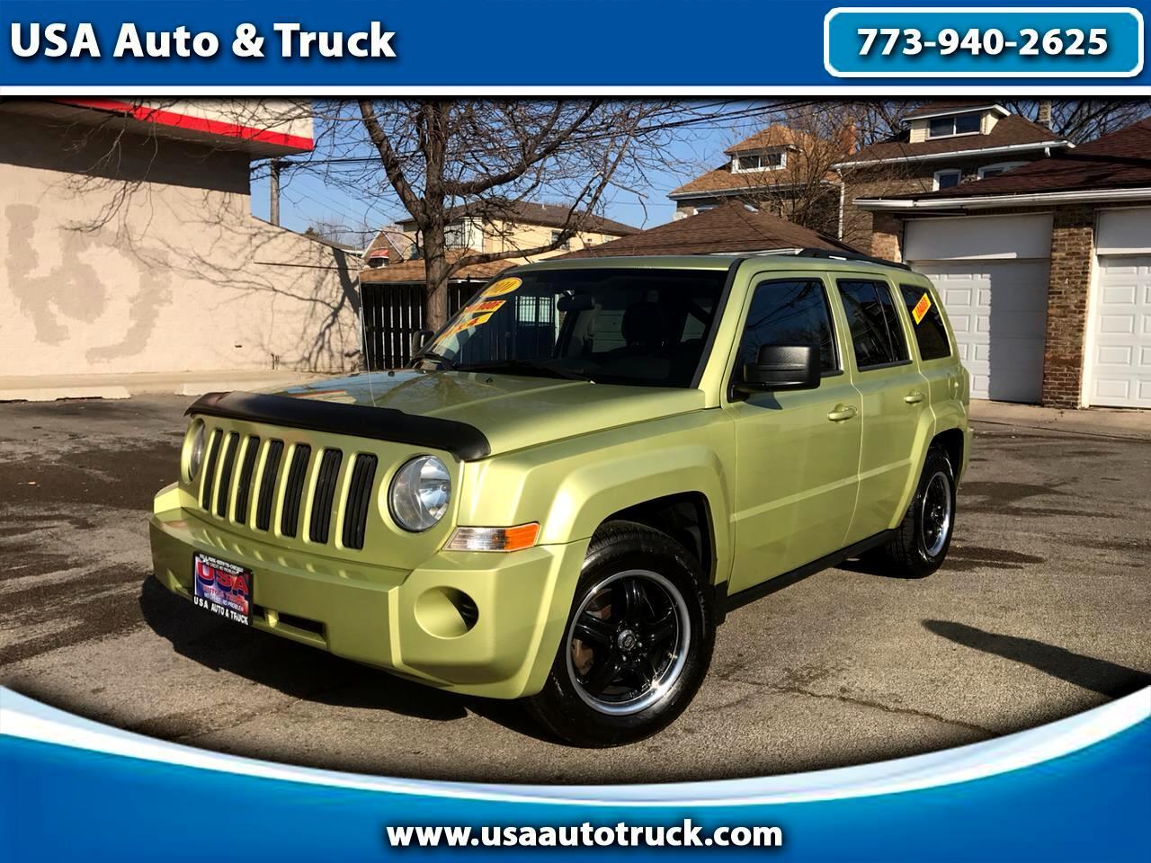 Jeep Patriot 4WD 4dr Sport *Ltd Avail* 2010