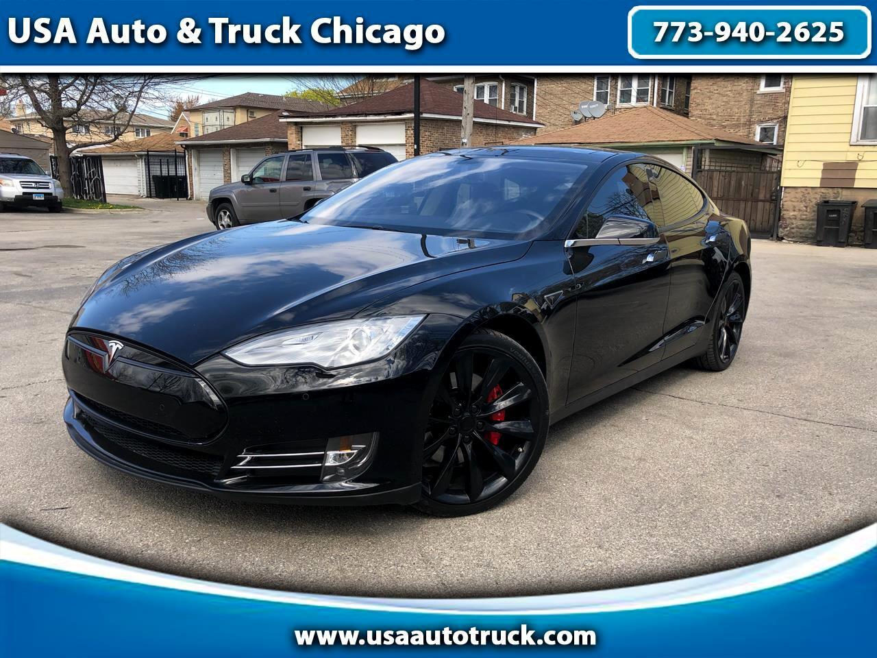 Tesla Model S 4dr Sdn P85 2014
