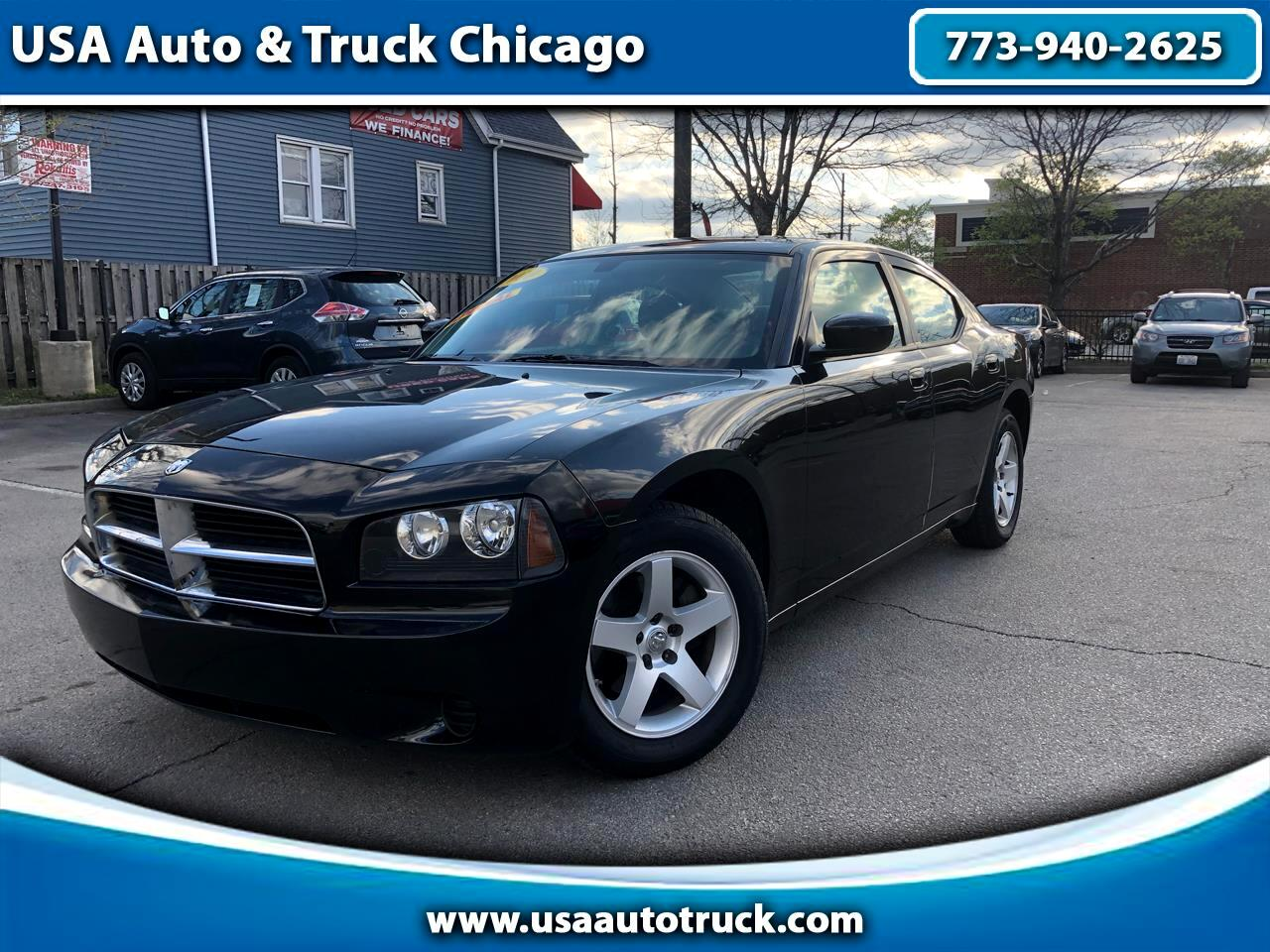 Dodge Charger 4dr Sdn RWD 2010