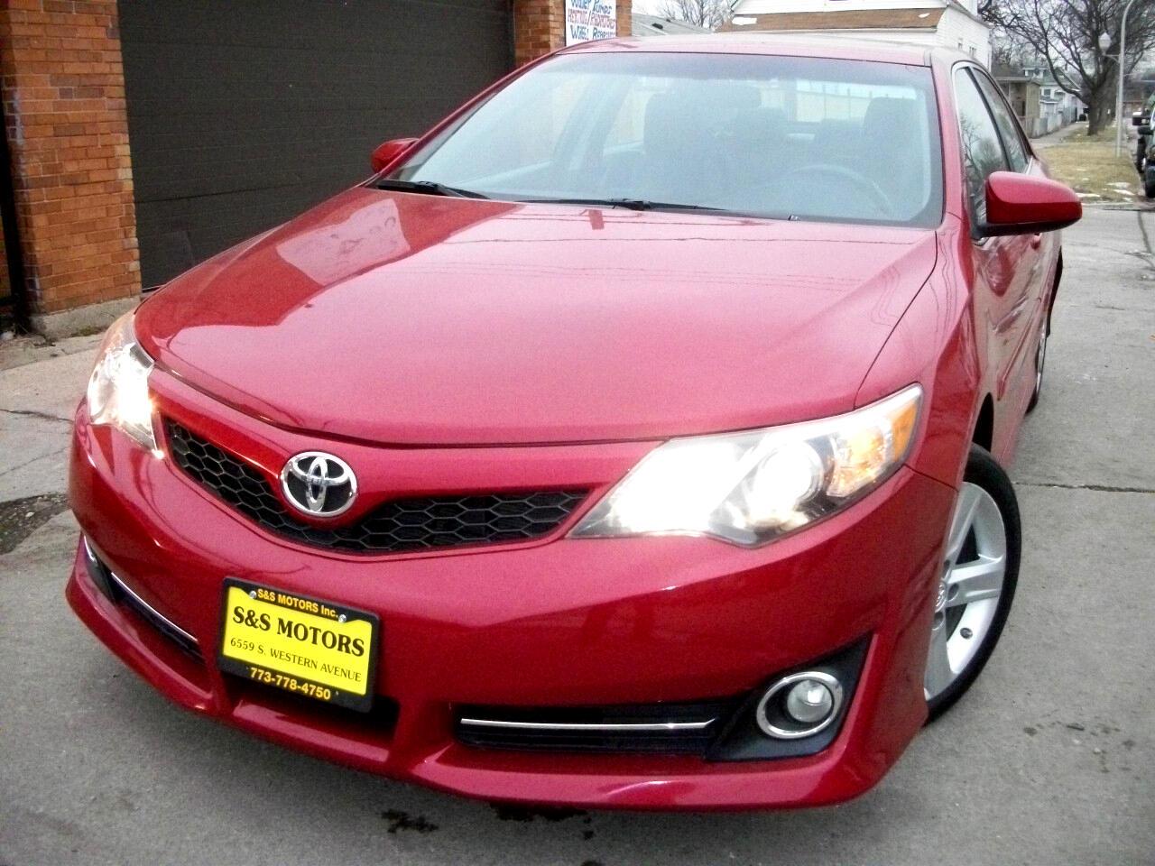 Toyota Camry SE Sport 2014