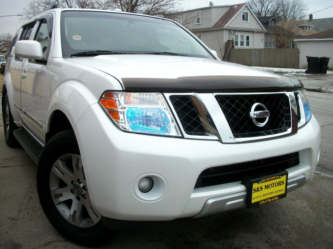 Nissan Pathfinder LE 4WD 2008