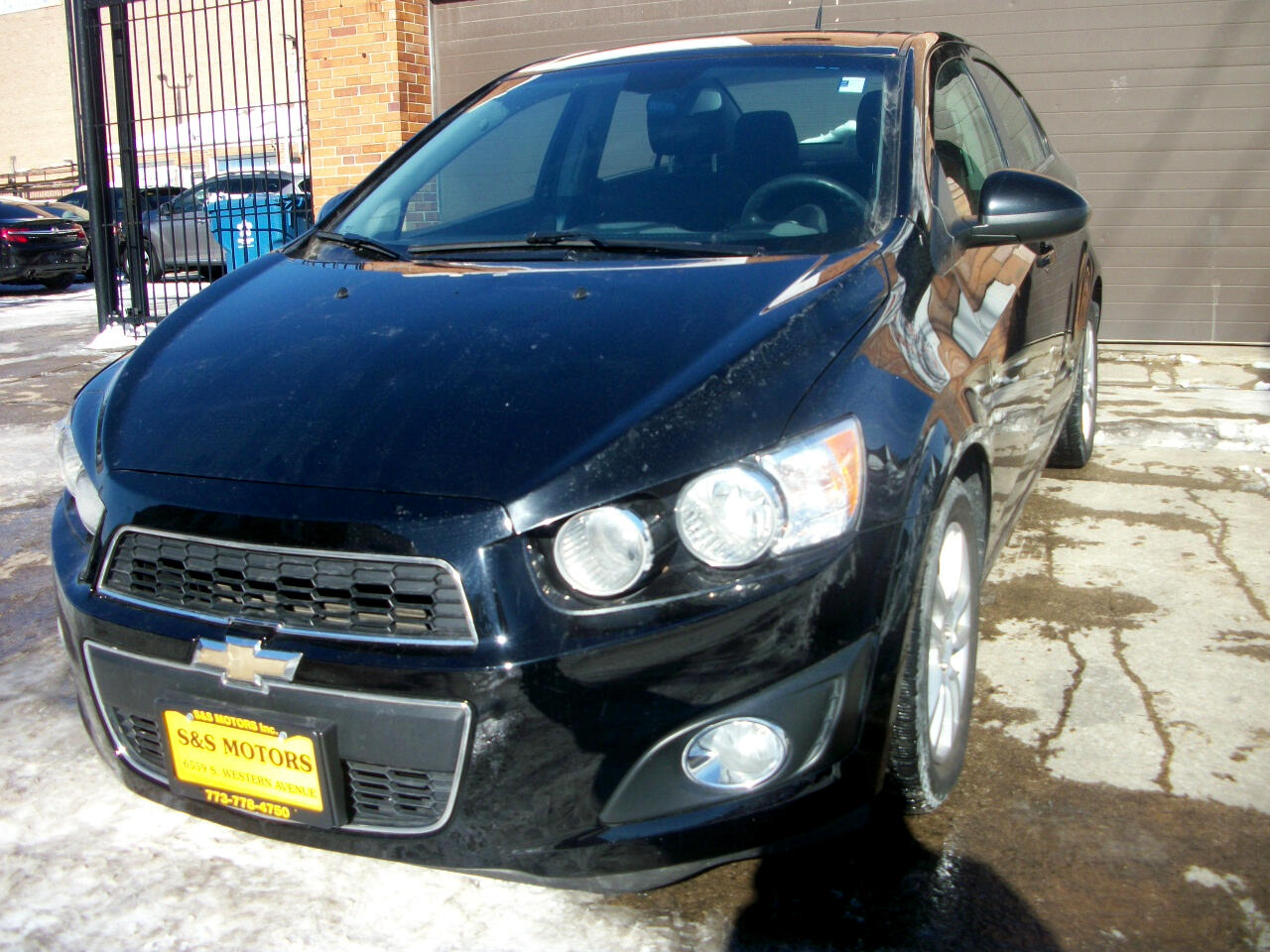 Used Chevrolet Sonic Chicago Il