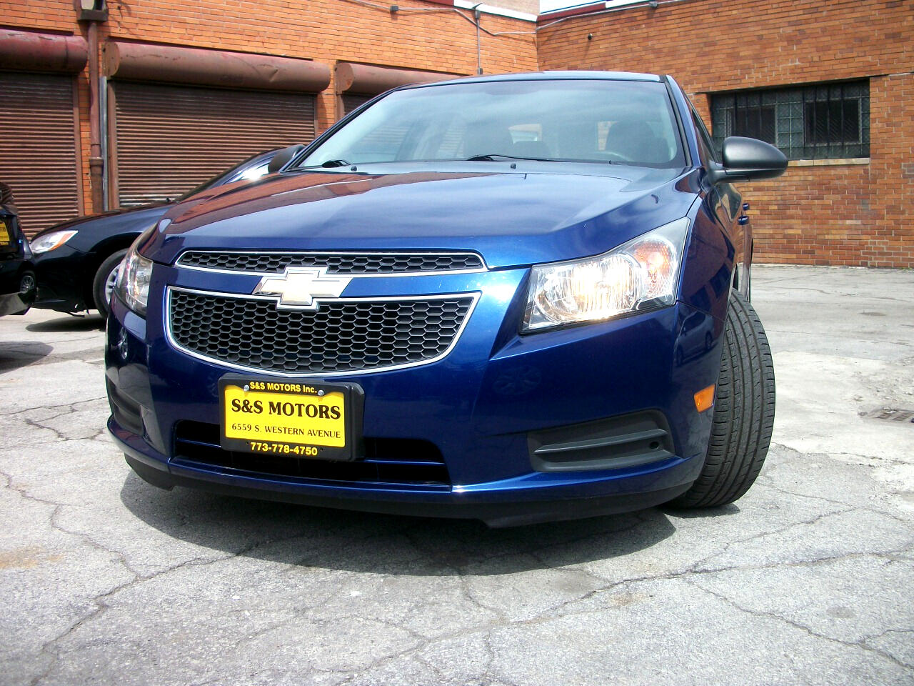 Used Chevrolet Cruze Chicago Il