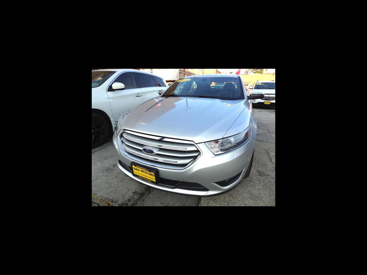 Ford Taurus Limited AWD 2014