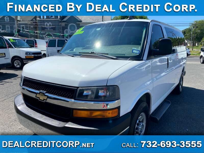 Chevrolet Express LT 2500 2016