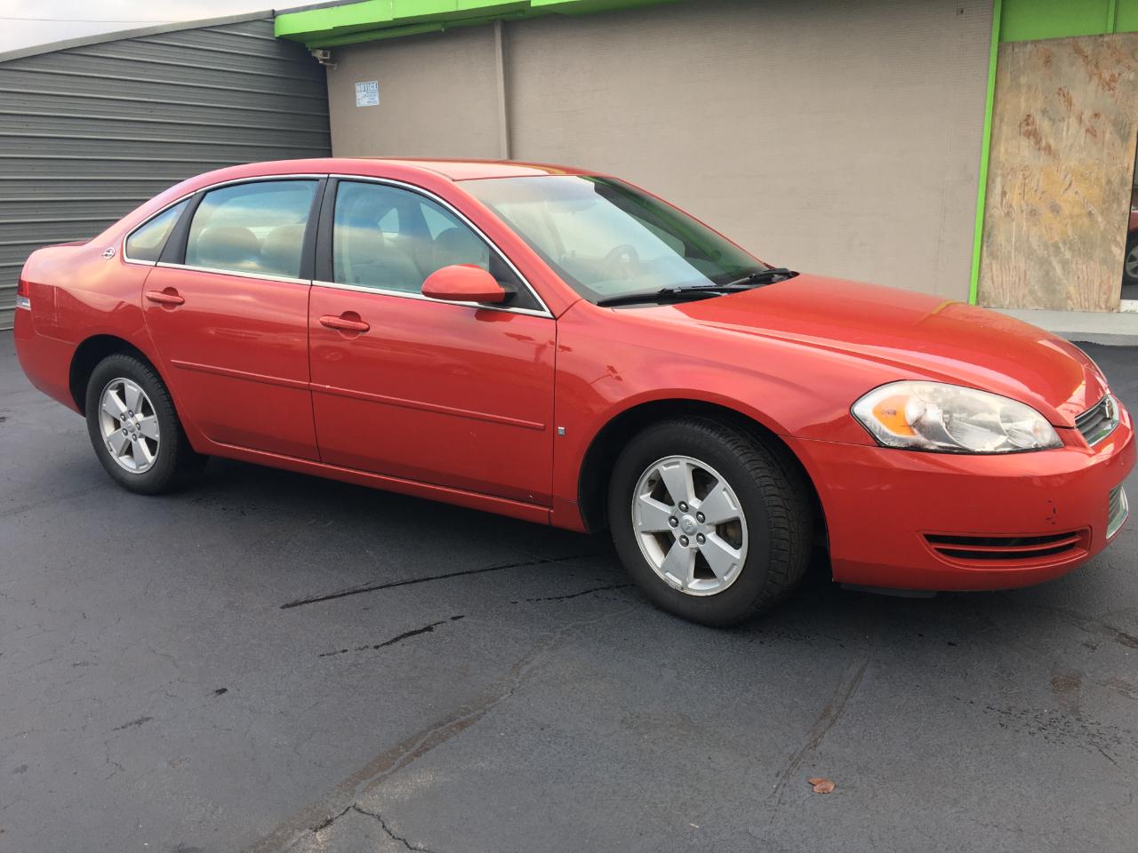 Chevrolet Impala LT 2008