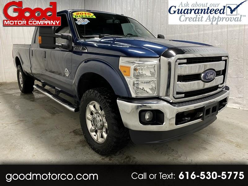 Ford F-350 SD Lariat Crew Cab Short Bed 4WD 2016