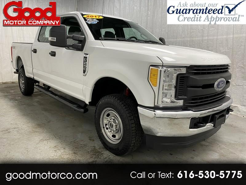 Ford F-250 SD XL Crew Cab Short Bed 4WD 2017