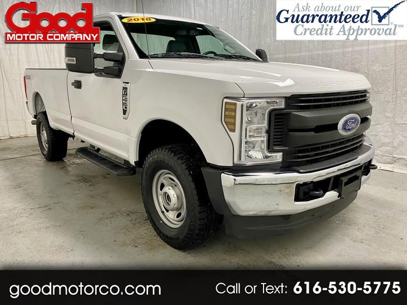 Ford F-250 SD XL 4WD 2018