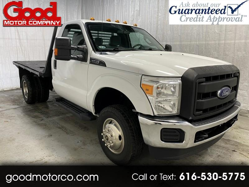 Ford F-350 SD XLT DRW 4WD 2015