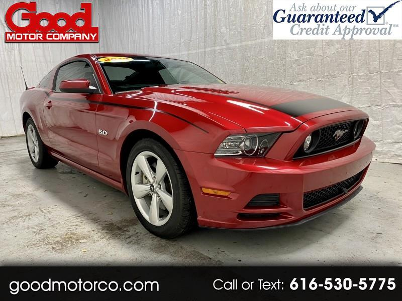 Ford Mustang GT Coupe 2013