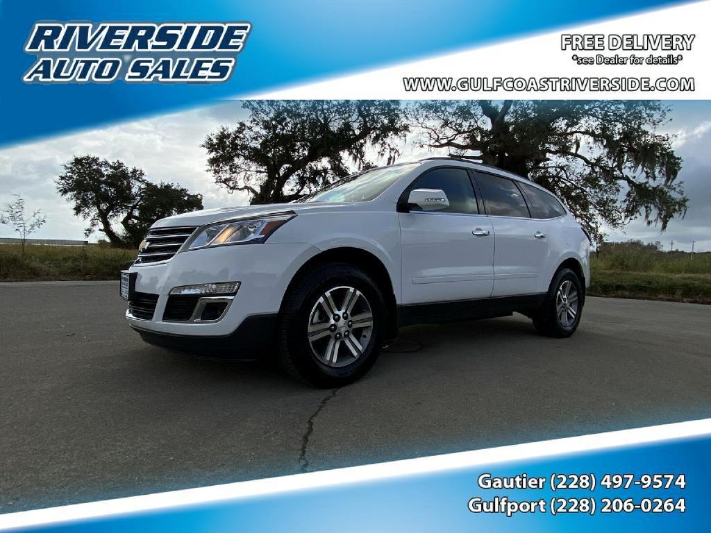 Chevrolet Traverse 2LT FWD 2017