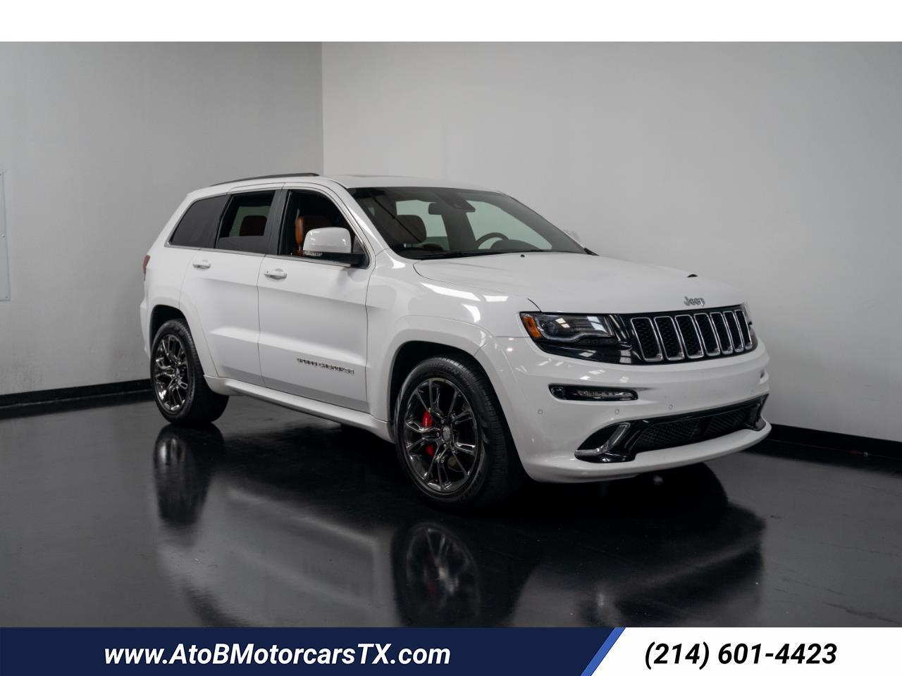 Jeep Grand Cherokee 4WD 4dr SRT8 2014