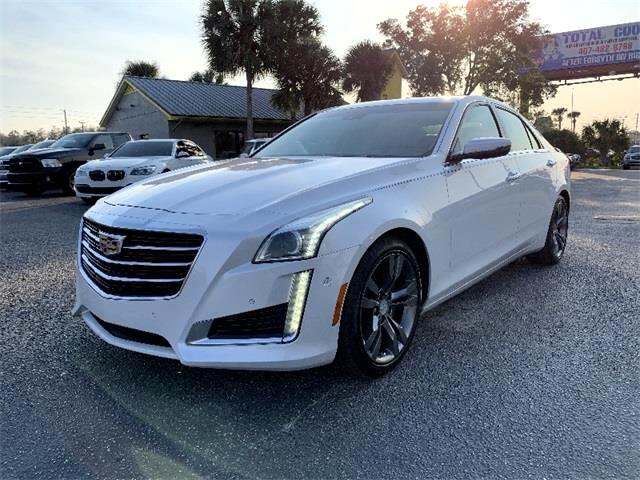 Cadillac CTS Performance 3.6L 2016