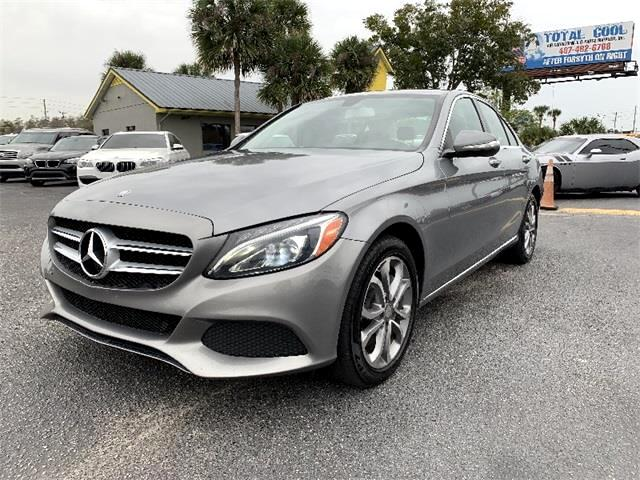 Mercedes-Benz C-Class C300 Sedan 2015
