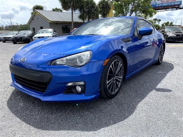 Subaru BRZ Limited 2014