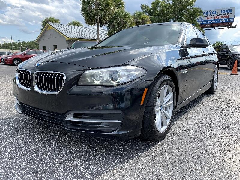 BMW 5-Series 528i xDrive 2014