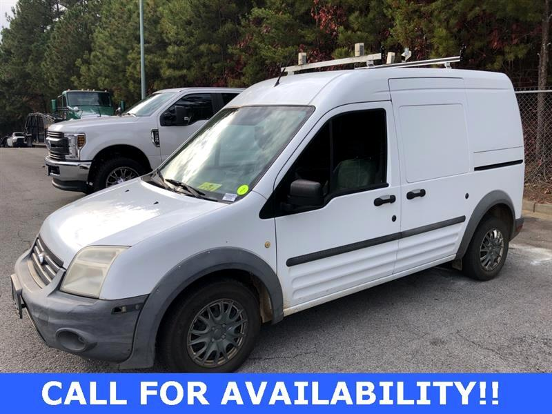 Ford Transit Connect XL with Rear Door Glass 2012