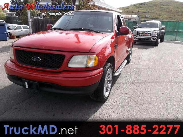 2001 Ford F-150 XL SuperCab Flareside 2WD