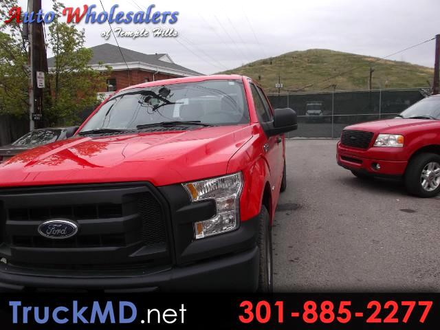 2017 Ford F-150 XL SuperCrew 6.5-ft. Bed 2WD