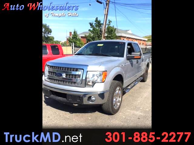 "2013 Ford F-150 4WD SuperCrew 145"" King Ranch"