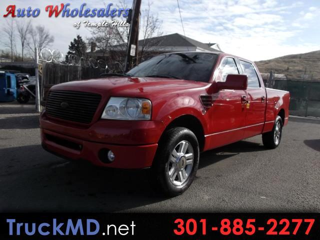 """2007 Ford F-150 2WD SuperCrew 139"""" King Ranch"""