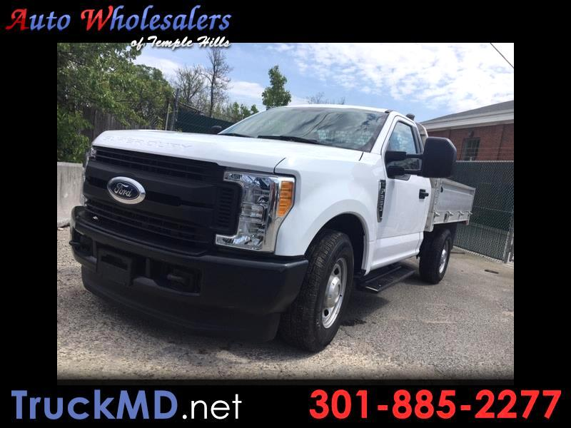 2017 Ford Super Duty F-250 SRW XLT 2WD Reg Cab 8' Box