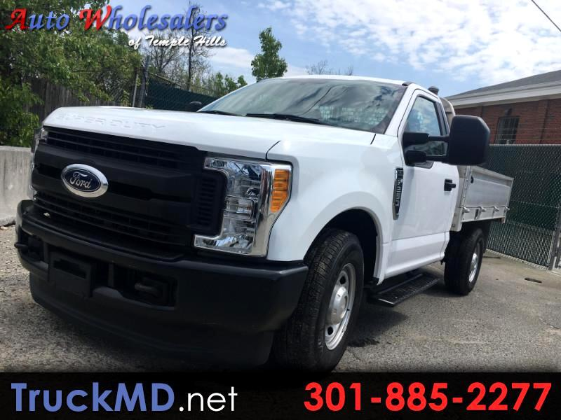 Ford Super Duty F-250 SRW XLT 2WD Reg Cab 8' Box 2017