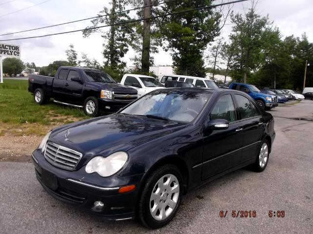 Mercedes-Benz C-Class C240 Luxury Sedan 2005